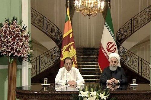 Iran and Sri Lanka sign five agreements to increase bilateral cooperation: