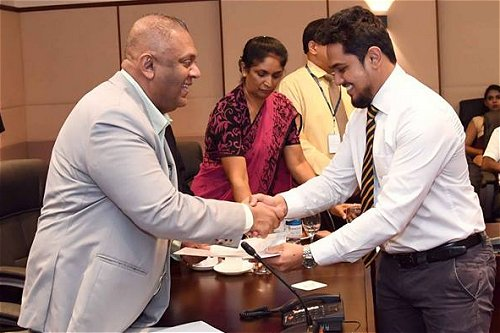 Sri Lanka's Finance Minister plans to reduce VAT to 12.5% by 2020