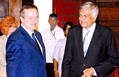 Sri Lanka, Serbia to strengthen bilateral cooperation in many fields