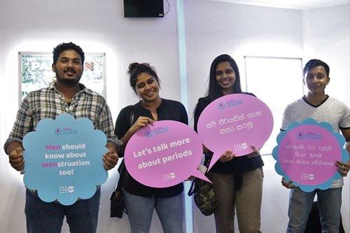 UNFPA marks Menstrual Hygiene Day in Sri Lanka
