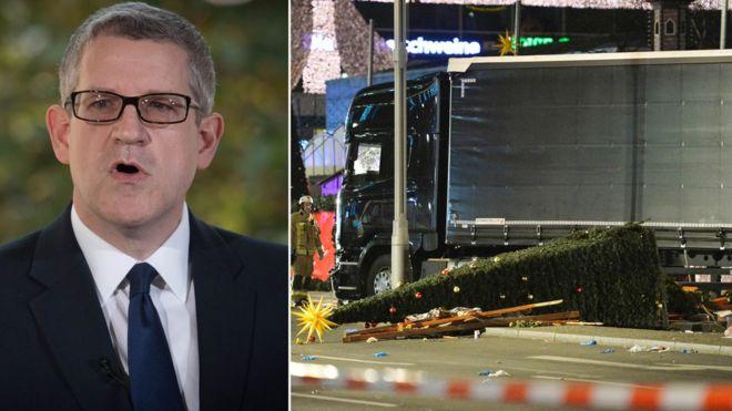 IS still threatens Europe, warns MI5 chief