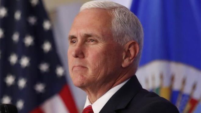 North Korea calls US Vice-President Pence 'stupid'