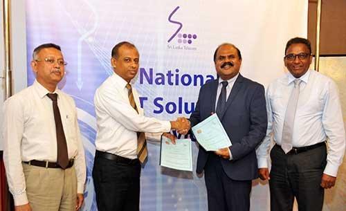 Sri Lanka Telecom inks agreement to build ICT infrastructure for UDA's multiple condominiums