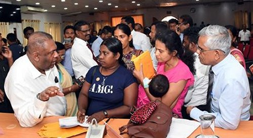 Sri Lanka government writes off loans given to women in drought-affected districts