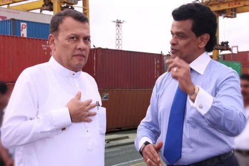 Transshipment volumes at Sri Lanka's Port of Colombo increase by 19.8%