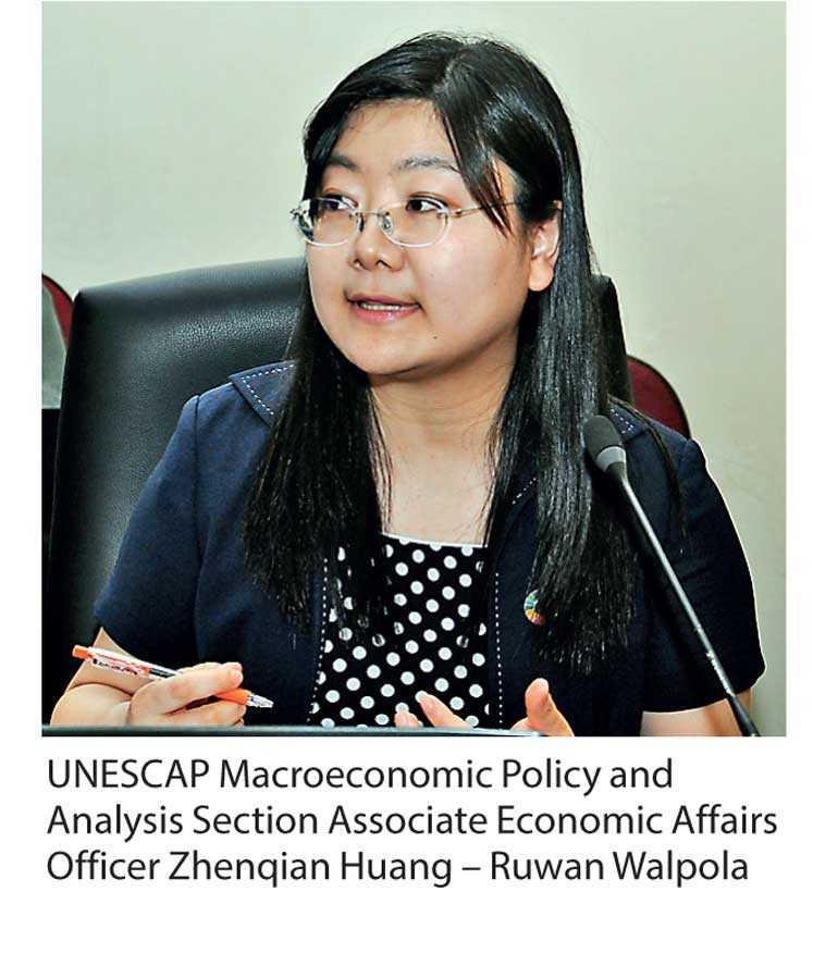 SL to grow 4.8%: UNESCAP