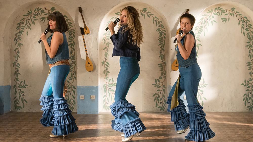 Movie Review: 'Mamma Mia! Here We Go Again'