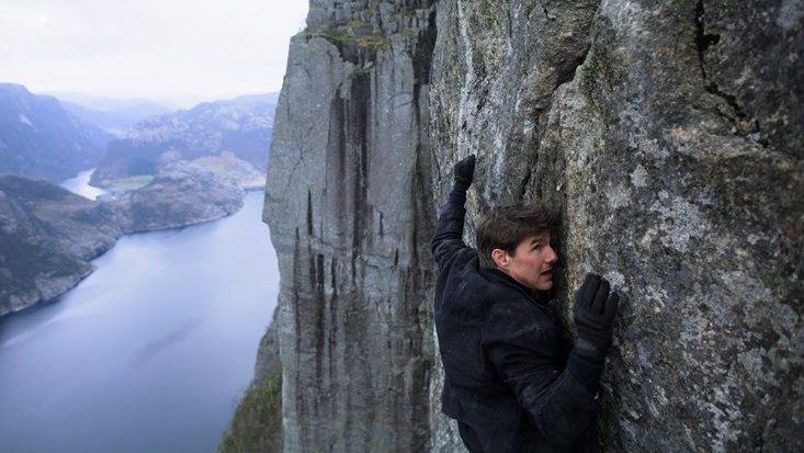 Movie Review: Tom Cruise in 'Mission: Impossible — Fallout'