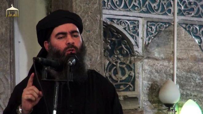 Islamic State: 'New audio' of leader Al-Baghdadi released