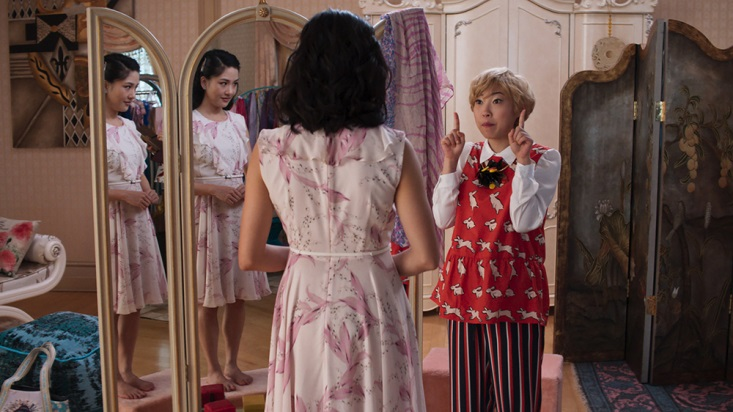 Movie Review: 'Crazy Rich Asians'
