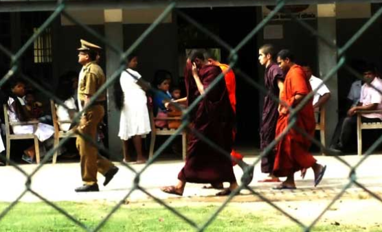 Five monks further remanded over ragging incident