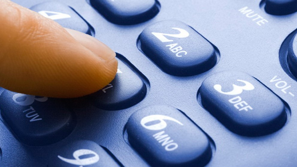 Emergency hotline to report ragging incidents