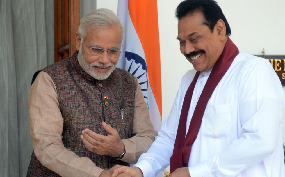 Mahinda Rajapaksa Checkmate by India?