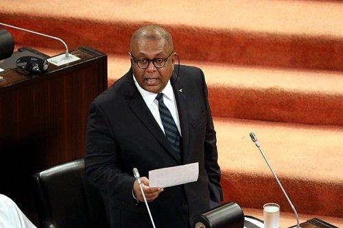 Former MP Mangala bids goodbye