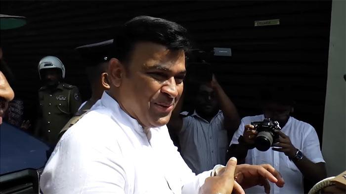 MP Ranjan Ramanayake has been further remanded