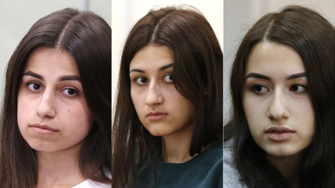 Russia may drop murder charge in Khachaturyan sisters case