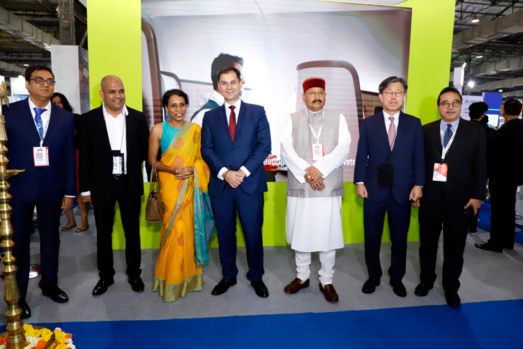 Indian visitors embrace Sri Lanka's Tourism attractions at the Outbound Travel Mart (OTM) 2020
