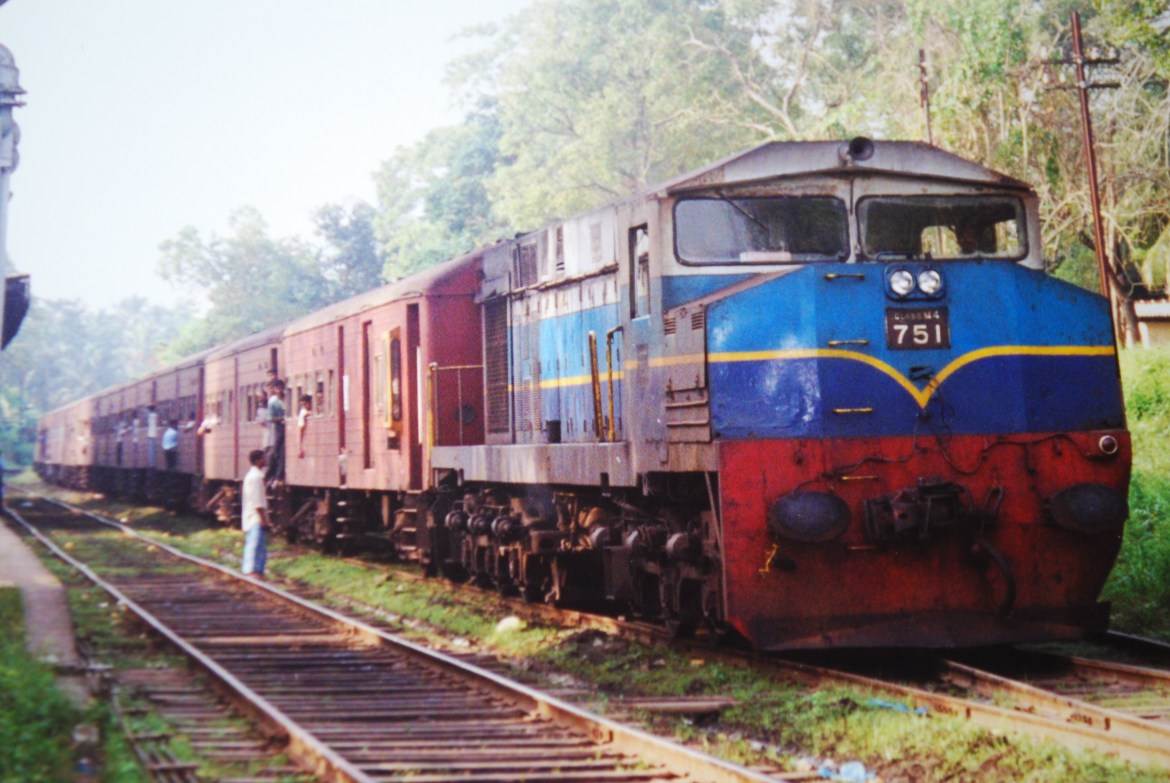 No Passenger trains this weekend