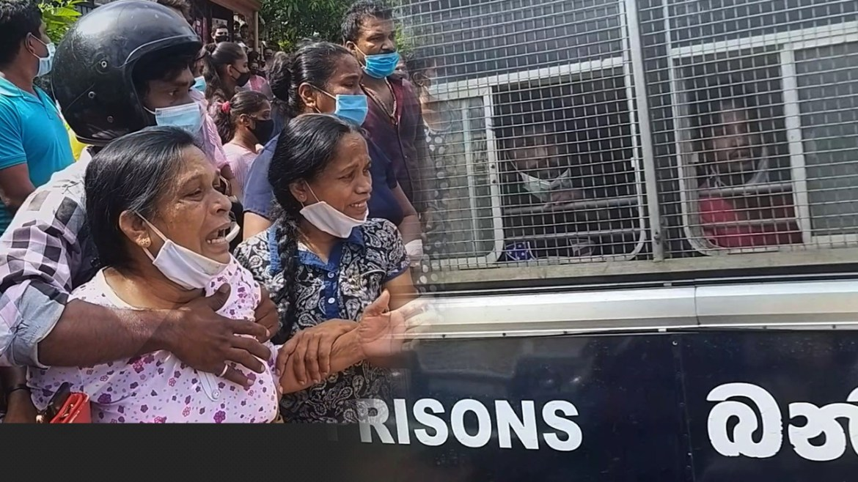 Mahara Prison situation worsens
