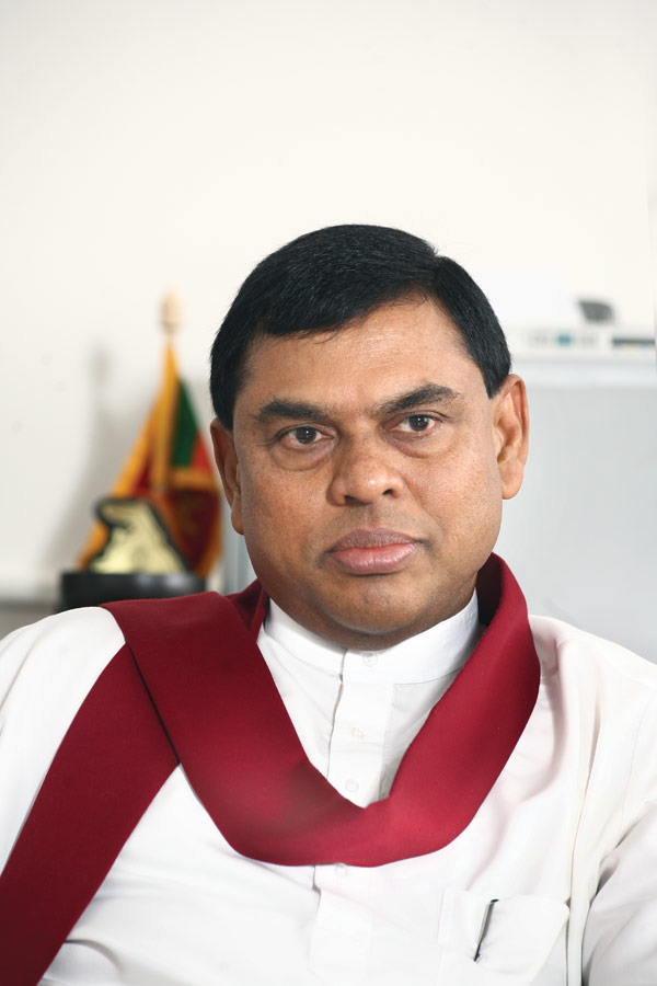 New Presidential Task Force led by Basil Rajapaksa