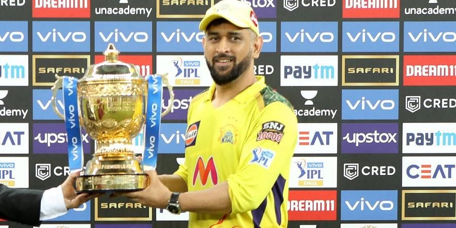 I still haven't left 'behind': MS Dhoni after winning IPL 21