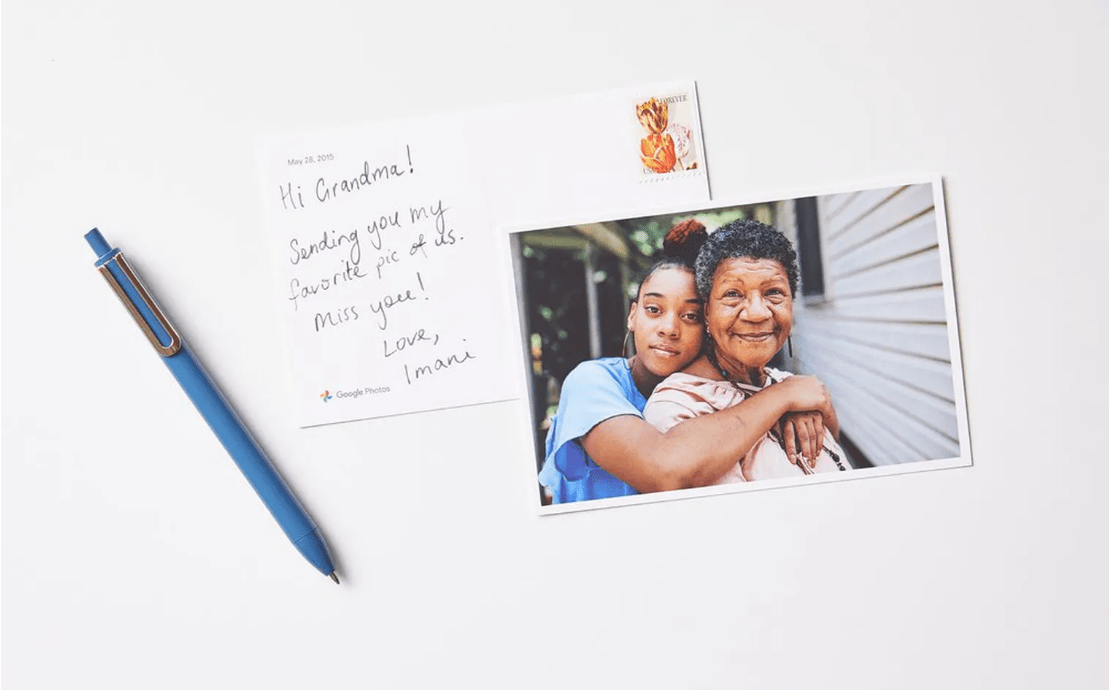 Google Photos will now ship individual prints directly to your door