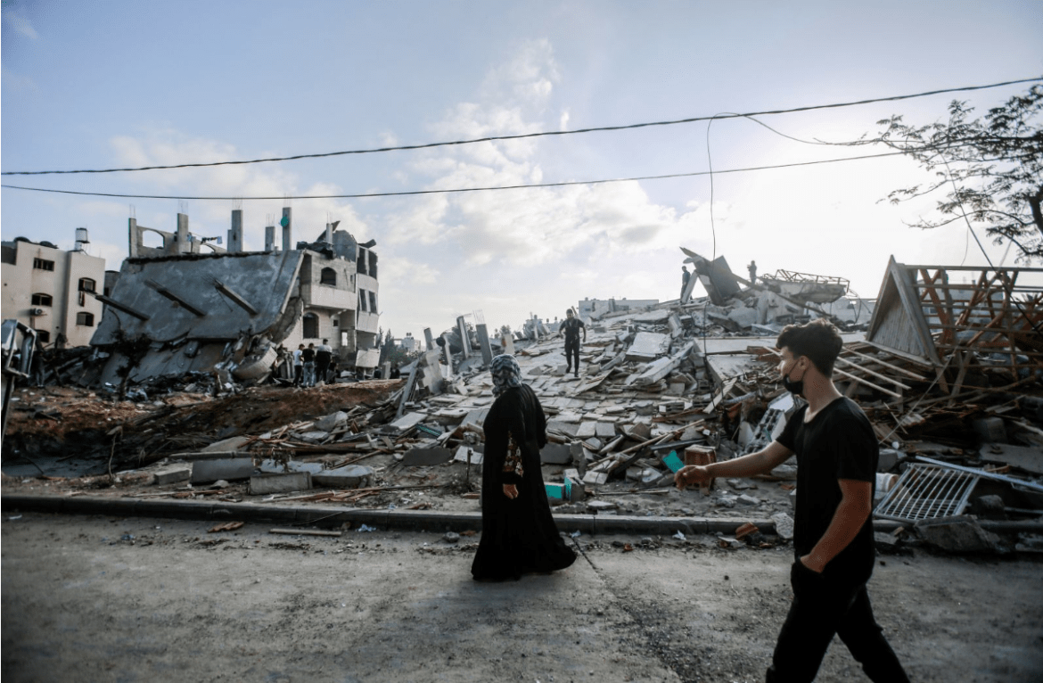 CARE International: Palestine-Israel Call for Urgent Action