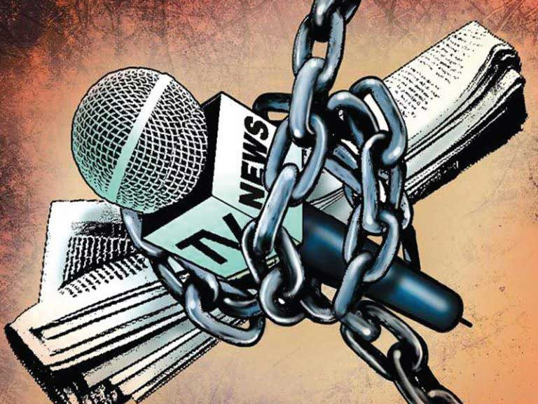 Media Organizations collective responds to President's speech