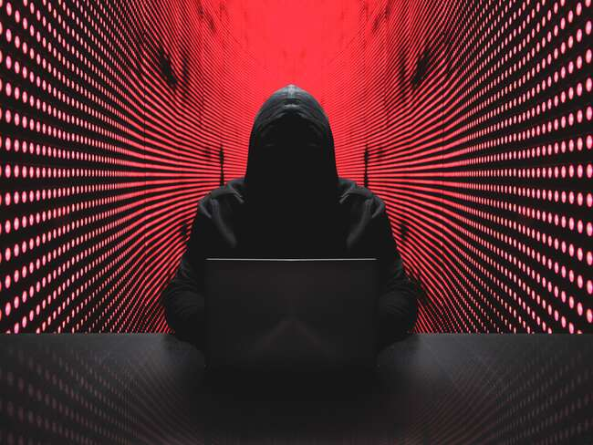 Cyber attack on multiple government websites