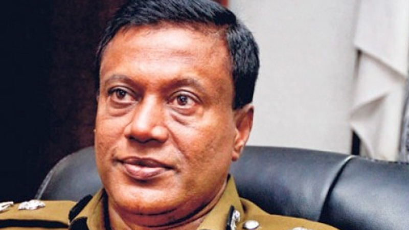 Former DIG Vaas Gunawardena tests positive for CV-19