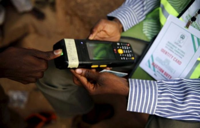 Image result for PDP sues INEC card readers