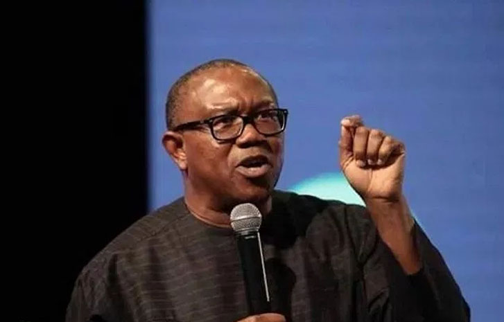 Image result for Don't allow your country to collapse – Peter Obi tells traders