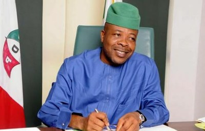 Image result for Ihedioha Urges Transition Committee To Conclude Reports In Six Weeks