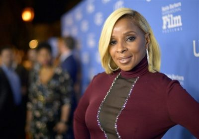 Mary J. Blige To Receive Lifetime Achievement At BET Awards 1