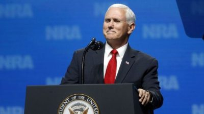 Trump Rules Out Dumping Mike Pence As 2020 Running Mate 1