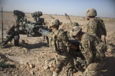 US Military Says 2 Service Members Killed In Afghanistan 1