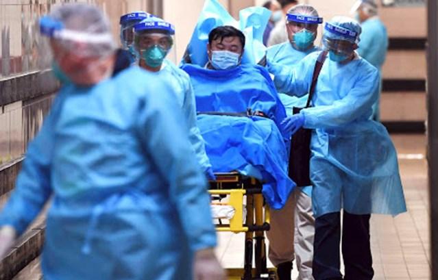 حقيقة صورة لاحتجاز وزيرة الصحة المصرية في الصين
