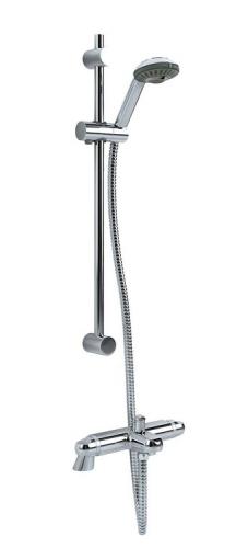 Inta Telo Thermostatic Bath Shower Mixer with Flexible