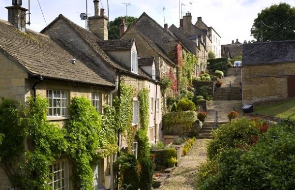 Angel Cottage Tetbury Romantic Retreat In The Cotswolds