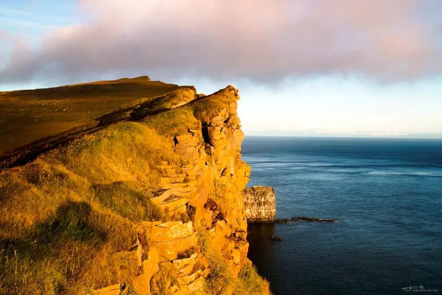 Látrabjarg, Látrabjarg Bird Cliff