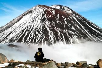 Mt. Ruapehu, Tongariro National Park, New Zealand, travel, hiking