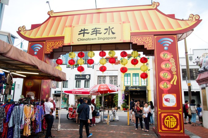 Chinese town is another great spot when visiting Singapore.
