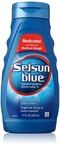 Say Goodbye to Dandruff with Selsun Blue - Review
