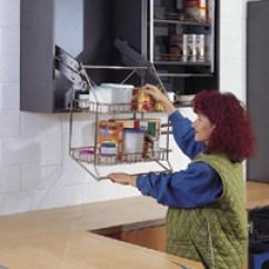 Kitchen Storage Bins Sink With Cabinet Design · Independent Living