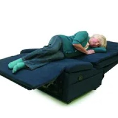 Recliner Bed Chair Age For High To A Flat Sleeping Platform Theraposture