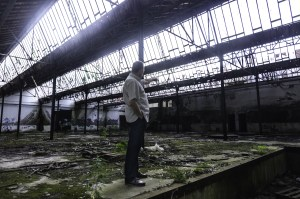 Mazamet abandonned factory visit