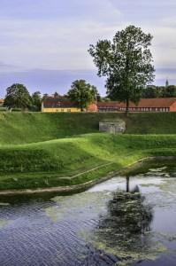 Denmark Copenhagen fort