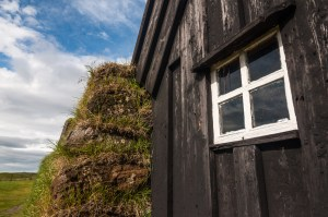 independent people iceland traditional house