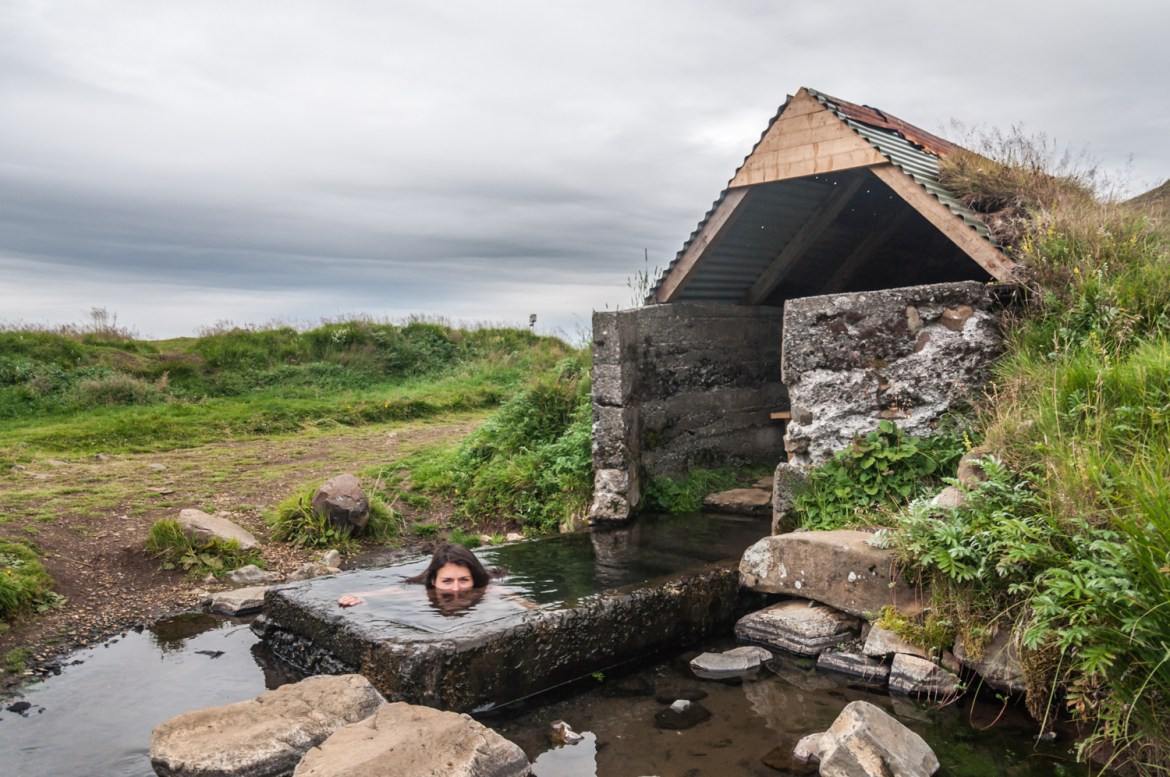 independent people iceland hot spring