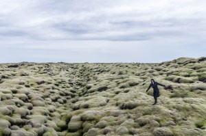 independent people iceland scenery desert moss lava